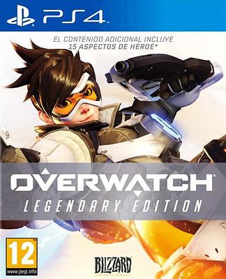 Einfach und sicher online bestellen: Overwatch Legendary Edition (PEGI) in Österreich kaufen.