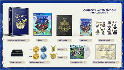 Einfach und sicher online bestellen: Owlboy Limited Edition in Österreich kaufen.