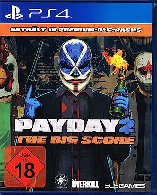 Einfach und sicher online bestellen: Payday 2: The Big Score (EU-Import) in Österreich kaufen.