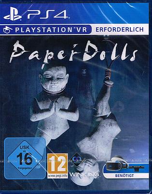 Einfach und sicher online bestellen: Paper Dolls in Österreich kaufen.