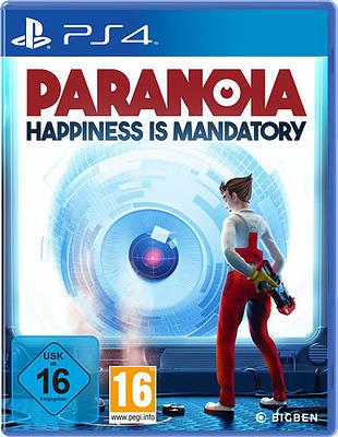 Einfach und sicher online bestellen: Paranoia: Happiness is Mandatory in Österreich kaufen.