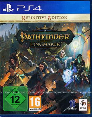 Einfach und sicher online bestellen: Pathfinder: Kingmaker Definitive Edition in Österreich kaufen.
