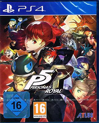 Einfach und sicher online bestellen: Persona 5 Royal Launch Steelbook Edition (AT-PEGI) in Österreich kaufen.