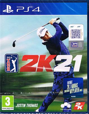 Einfach und sicher online bestellen: PGA Tour 2K21 Justin Thomas (AT-PEGI) in Österreich kaufen.