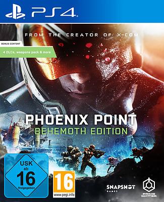Einfach und sicher online bestellen: Phoenix Point (AT-PEGI) in Österreich kaufen.