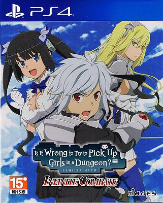 Einfach und sicher online bestellen: Is It Wrong to Try to Pick Up Girls in a Dungeon in Österreich kaufen.