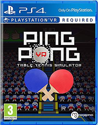 Einfach und sicher online bestellen: Ping Pong VR (EU-Import) in Österreich kaufen.