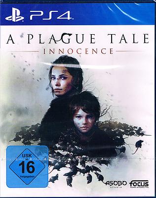 Einfach und sicher online bestellen: A Plague Tale: Innocence (AT-PEGI) in Österreich kaufen.