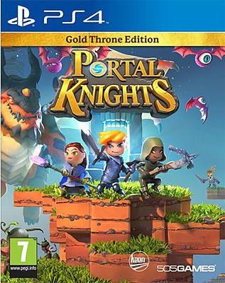 Einfach und sicher online bestellen: Portal Knights Gold Thorne Edition in Österreich kaufen.
