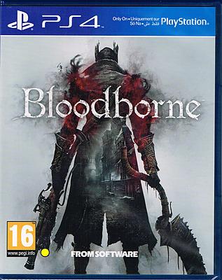 Einfach und sicher online bestellen: Bloodborne (PEGI) in Österreich kaufen.