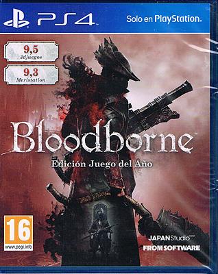 Einfach und sicher online bestellen: Bloodborne Game of the Year Edition (EU-Import) in Österreich kaufen.