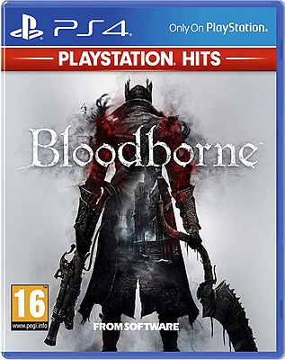 Einfach und sicher online bestellen: Bloodborne PS4 Hits in Österreich kaufen.