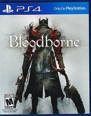 Einfach und sicher online bestellen: Bloodborne (US-Import) in Österreich kaufen.