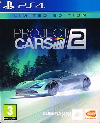 Einfach und sicher online bestellen: Project Cars 2 Limited Edition (AT-PEGI) in Österreich kaufen.