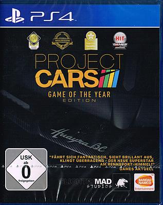 Einfach und sicher online bestellen: Project Cars Game of the Year Edition in Österreich kaufen.