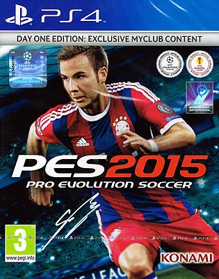 Einfach und sicher online bestellen: Pro Evolution Soccer 2015 Day 1 Edition (AT-PEGI) in Österreich kaufen.