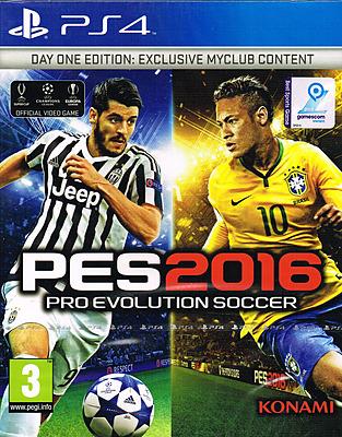 Einfach und sicher online bestellen: Pro Evolution Soccer 2016 in Österreich kaufen.