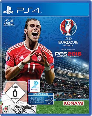 Einfach und sicher online bestellen: Pro Evolution Soccer: Uefa EURO 2016 France in Österreich kaufen.