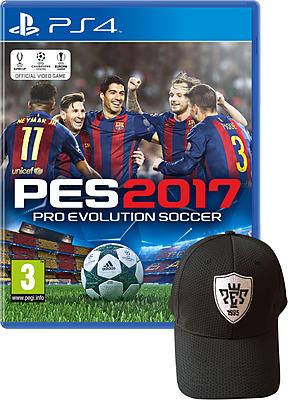Einfach und sicher online bestellen: Pro Evolution Soccer 2017 Cap D1 Edition (AT-PEGI) in Österreich kaufen.
