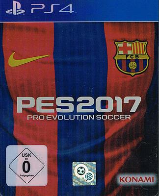 Einfach und sicher online bestellen: Pro Evolution Soccer 2017 FC Barcelona Edition in Österreich kaufen.