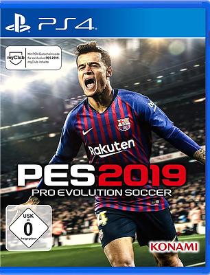 Einfach und sicher online bestellen: Pro Evolution Soccer 2019 (AT-PEGI) in Österreich kaufen.