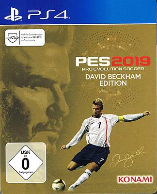 Einfach und sicher online bestellen: Pro Evolution Soccer 2019 Beckham Edition in Österreich kaufen.