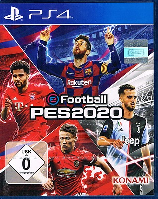 Einfach und sicher online bestellen: Pro Evolution Soccer 2020 (AT-PEGI) in Österreich kaufen.
