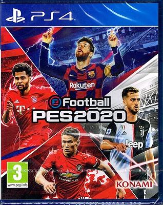 Einfach und sicher online bestellen: Pro Evolution Soccer 2020 (PEGI) in Österreich kaufen.