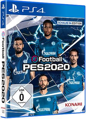 Einfach und sicher online bestellen: Pro Evolution Soccer 2020 Schalke Edition in Österreich kaufen.