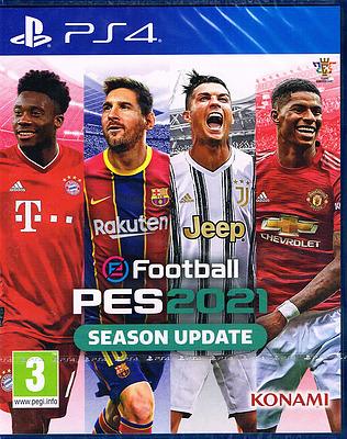 Einfach und sicher online bestellen: Pro Evolution Soccer 2021 in Österreich kaufen.