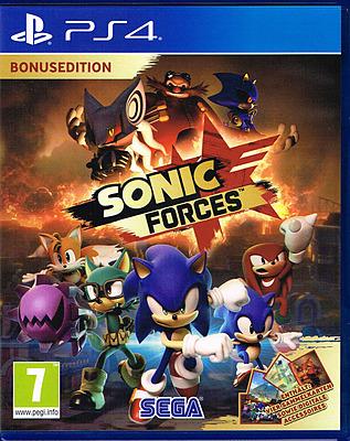 Einfach und sicher online bestellen: Sonic Forces (AT-PEGI) in Österreich kaufen.