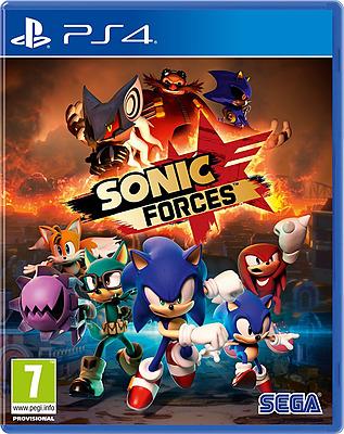 Einfach und sicher online bestellen: Sonic Forces (PEGI) in Österreich kaufen.