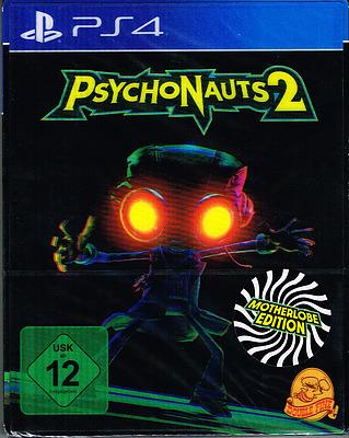 Einfach und sicher online bestellen: Psychonauts 2 (AT-PEGI) in Österreich kaufen.