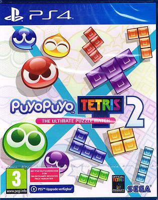 Einfach und sicher online bestellen: Puyo Puyo Tetris 2 (AT-PEGI) in Österreich kaufen.