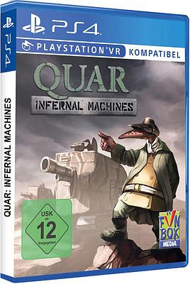 Einfach und sicher online bestellen: Quar! Infernal Machines in Österreich kaufen.