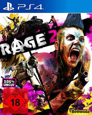 Einfach und sicher online bestellen: Rage 2 Deluxe Edition + 11 Boni  in Österreich kaufen.