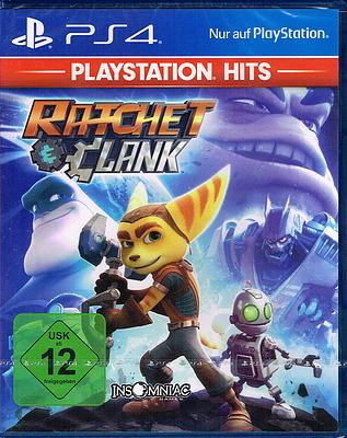 Einfach und sicher online bestellen: Ratchet & Clank PS4 Hits in Österreich kaufen.