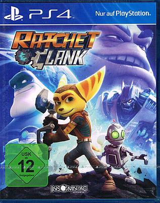 Einfach und sicher online bestellen: Ratchet & Clank D1 Edition + The Bouncer DLC in Österreich kaufen.