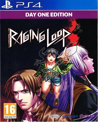 Einfach und sicher online bestellen: Raging Loop Day One Edition (AT-PEGI) in Österreich kaufen.