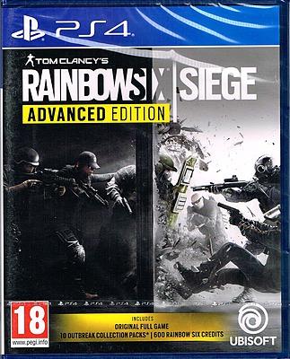 Einfach und sicher online bestellen: Tom Clancys Rainbow Six Advanced Edition (EU) in Österreich kaufen.
