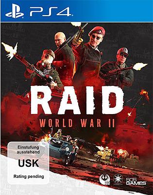 Einfach und sicher online bestellen: RAID: World War II in Österreich kaufen.