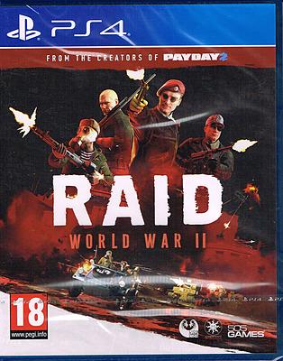 Einfach und sicher online bestellen: RAID: World War II (Englisch/Symbolik) in Österreich kaufen.