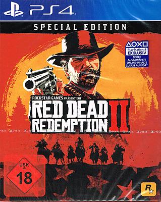 Einfach und sicher online bestellen: Red Dead Redemption 2 Special Ed. mit 23 DLCs in Österreich kaufen.