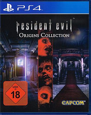 Einfach und sicher online bestellen: Resident Evil Origins Collection in Österreich kaufen.