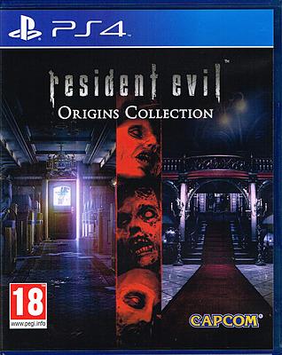 Einfach und sicher online bestellen: Resident Evil Origins Collection (EU-Import) in Österreich kaufen.
