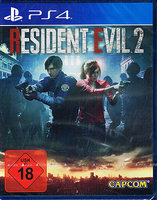 Einfach und sicher online bestellen: Resident Evil 2 Remake in Österreich kaufen.