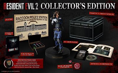 Einfach und sicher online bestellen: Resident Evil 2 Remake Collector Edition in Österreich kaufen.