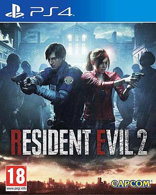 Einfach und sicher online bestellen: Resident Evil 2 Remake (PEGI) in Österreich kaufen.