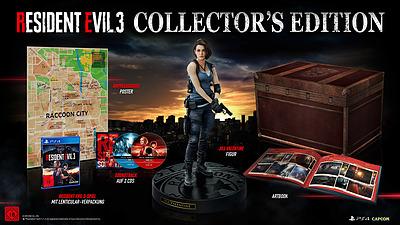 Einfach und sicher online bestellen: Resident Evil 3 Remake Collectors Edition in Österreich kaufen.