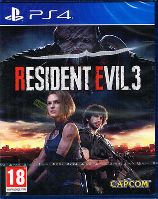 Einfach und sicher online bestellen: Resident Evil 3 Remake (AT-PEGI) in Österreich kaufen.